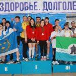 IV Областная спартакиада молодых педагогов Иркутской области