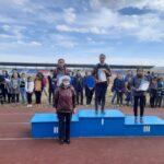 Первенство Осинского района по легкой атлетике среди школьников